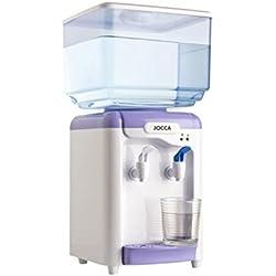 Jocca 1102 - Dispensador de agua con depósito, color blanco y morado