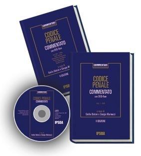 *CODICE PENALE COMMENTATO CON DVD-ROM 2 OMI