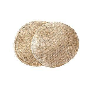 Disana Stilleinlage Wolle Seide, 1 Paar, 11cm Durchmesser
