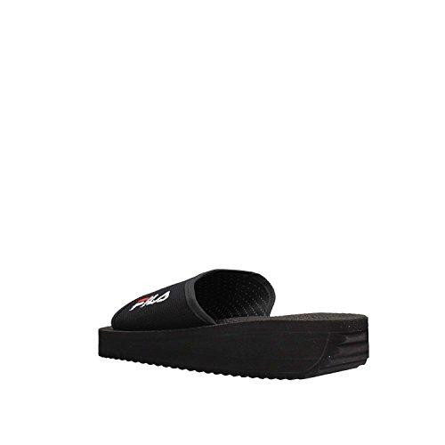 Tomaia Noir Sandale Slipper Tomaia Fila Slipper Fila Fila Tomaia Sandale Sandale Slipper Noir q6tpv7A