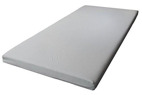 Komfortschaum Matratze Rollmatratze Classic 12 cm Härte 2 mittelfest (90 x 200 cm)