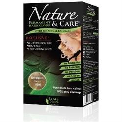Sante Verte - Santé Verte Coloration Nature et Soin - Couleur : 10N Blond Suédois