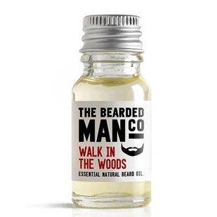 Paseo bosque barba hombre CO barba Acondicionador