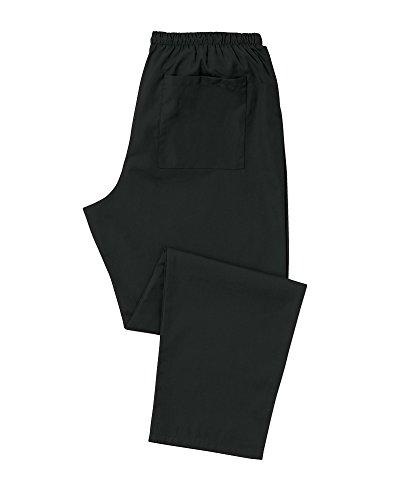 Schicke Schlupfhose für die Arbeit in Krankenhäusern und als Doktor, Unisex, Schwarz Gr. one size, schwarz