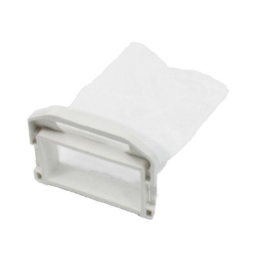 Nylon blanco Netty Meshy filtro lavadora Jinling