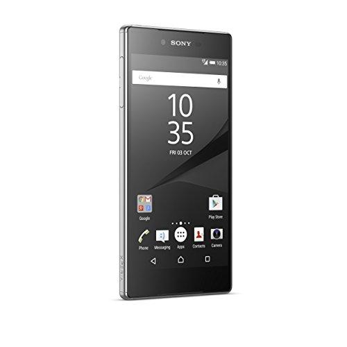 Sony E6853 Xperia Z5 Premium Smartphone, Argento [Italia]