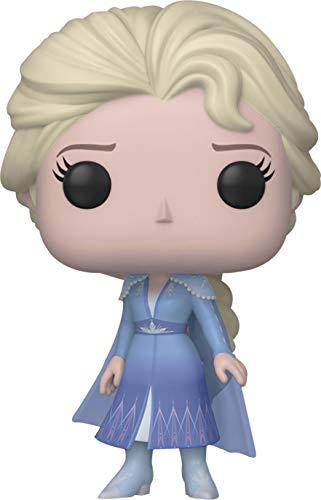 Funko 40884 POP Disney: Frozen 2-ELSA Sammelbares Spielzeug, Mehrfarben