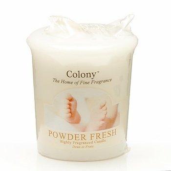 Duftkerze - Powder Fresh (Baby Puder)