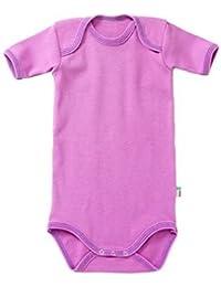 Baby-Body TOM kurzarm Flamingo Größe 68