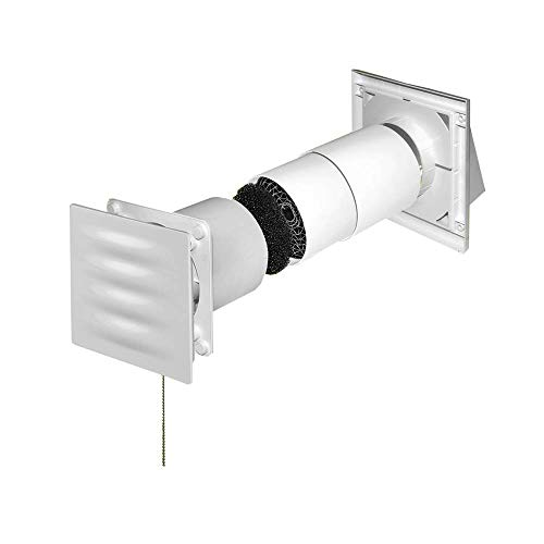 SALVATORE IL RECUPERATORE DI CALORE monostanza Ø 125 mm- ventilazione meccanica controllata