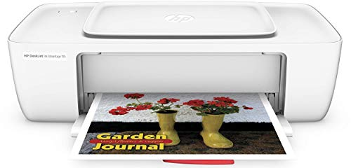 HP Deskjet 1115 Single Function Ink Advantage Printer (White)