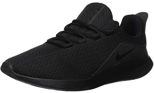 Nike viale, scarpe da ginnastica basse donna, nero black 001, 41 eu