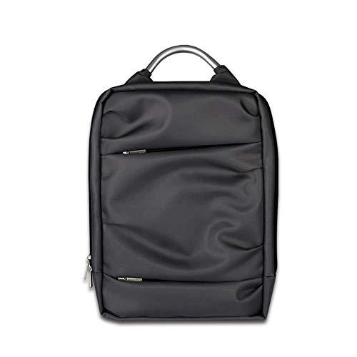 YHEB Laptop Rucksack - Herren- und Damenmode Geschäftsreisen USB Schule Outdoor Umhängetasche Rucksack (30 * 14 * 40CM)-grey