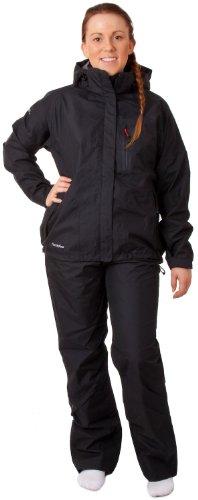 Twentyfour Motion Veste outdoor Femme - Élégante veste pour tous les temps Noir - Noir