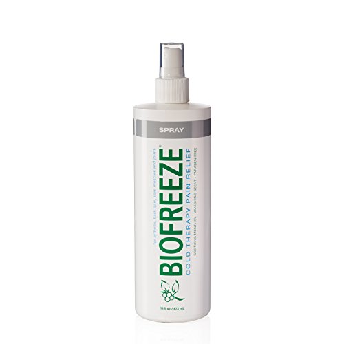 Biofreeze Schmerz-Spray - kühlend - 473 ml (Schmerz-spray)