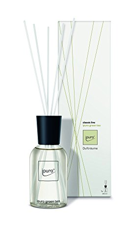 ipuro classic line Raumduft green tea, 1er Pack (1 x 240 ml)