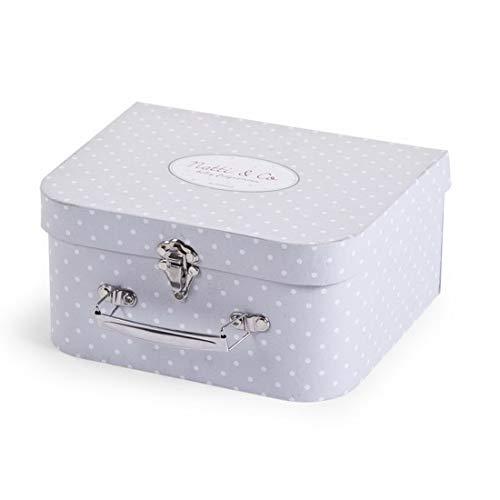 57e44c0a6e599 Salut Maman – Accessoire pour bébé – Superbe Coffret Cadeau pour la  Naissance avec Bavoir hochet