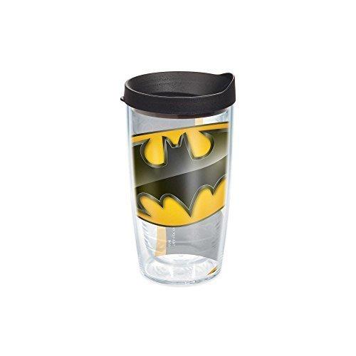 Tervis Batman Wrap 16 oz. Tumbler with Lid by Tervis Tervis Wrap