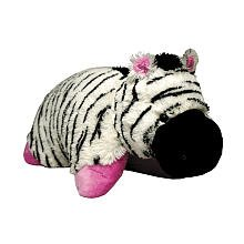Tier Kissen 28cm Pee Wees - Zippity Zebra (Pillow Pet 11 Zoll)