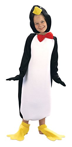 Bristol Novelty CC654 Pinguin Kostüm