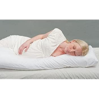 Body Pillow 19x60+ Free Pillow Case by Softouch