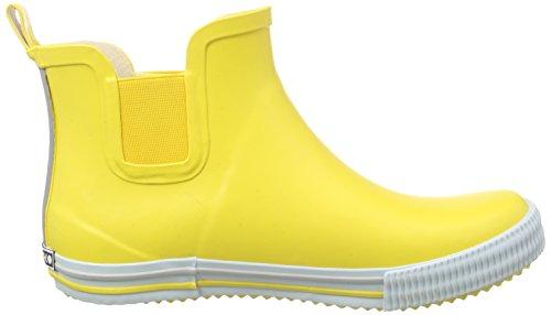 Ice Peak Widald, Bottes en caoutchouc de hauteur moyenne, non doublées femme Jaune - Gelb (425 light yellow)