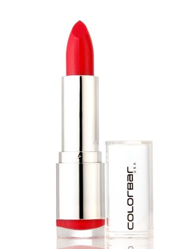 Colorbar Velvet Matte Lipstick, Hot Hot Hot , 4.2g