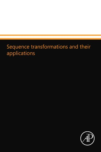 Sequence transformations and their applications