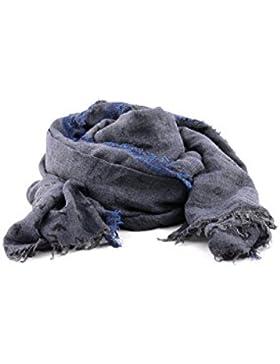 ARMANI JEANS Damen Schal im Geschenkbox 924178 blau