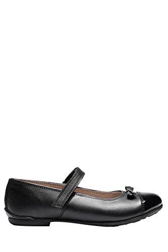 next Fille Coupe Classique Chaussures Vernies À Bout Renforcé (Fille) Noir