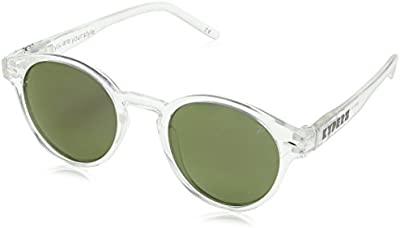 KYPERS MANHATTAN - gafas de sol para unisex, color transparente, talla 49-22-140