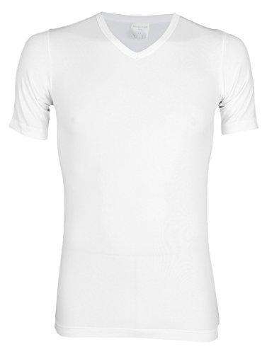 Schiesser - My Basic - Shirt 1/2 Schwarz weiss