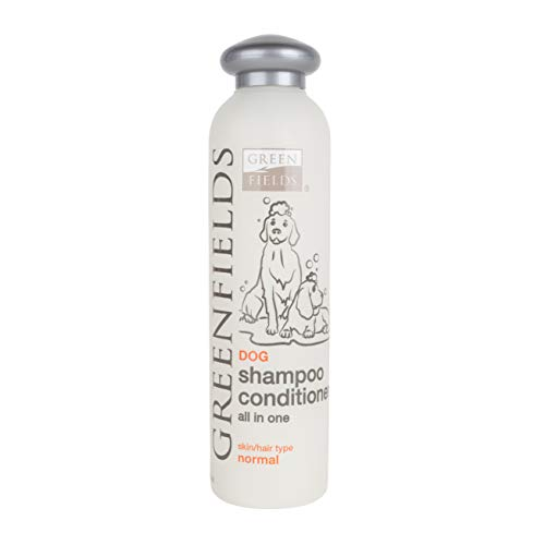 Greenfields Shampoo und Conditioner in einem 250ml - Premium Shampoo Conditioner