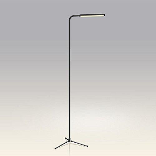 Lampadaire Simple Dimmable Dimmable, LED 5W Dimmable Interrupteur Sensible, Hauteur 55.16\