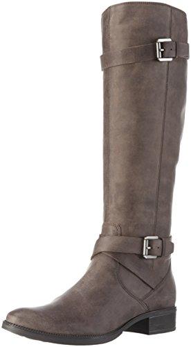 Geox D Mendi D, Stivali da Equitazione Donna, Braun (CHESTNUTC6004), 39 EU