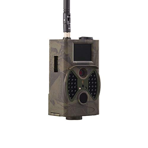 Wildlife Camera, 16MP 1080P HD 65ft Detection Range Game Camera Vision mit 120 ° Wide Winkel, 940nm IR LEDs, 2.0