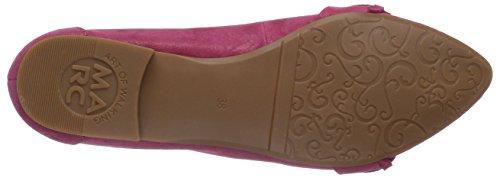 Marc Shoes 1.480.14-38/604-Penelopez Damen Geschlossene Ballerinas Rosa (fuchsia 604)