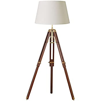 Tripod Floor Lamp: Amazon.co.uk: Lighting
