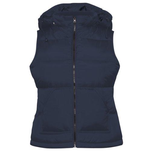 B&C Zen+ - Veste sans manches - Femme Bleu Marine