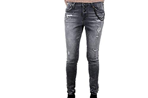 Only Berty Pantaloni Nuovo Tg 30 Abbigliamento Do.