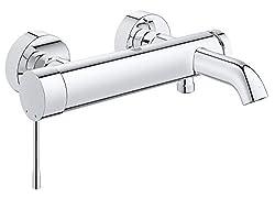 GROHE Essence   Wanne - Wannenarmatur   für die Wandmontage, integrierter Rückflussverhinderer   33624001