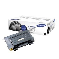 Samsung CLP-510D3K/ELS Toner, 3.000 Seiten, schwarz (Samsung Toner Minolta)