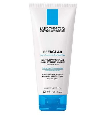 La Roche-Posay Effaclar Purifying Foaming Gel For Oily Sensitive Skin - 17,69 EUR
