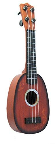 Mini Traditionelle Sopran-Ukulele Hawaii Gitarre Konzert Musical Saiteninstrumente für 4Saiten 776