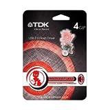 TDK T78855 Chiavetta USB 4 GB, USB 2.0, Nero