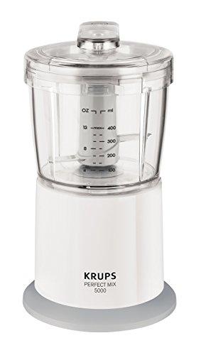 Krups GVA151 - Licuadora multifunción, 400 W, color blanco