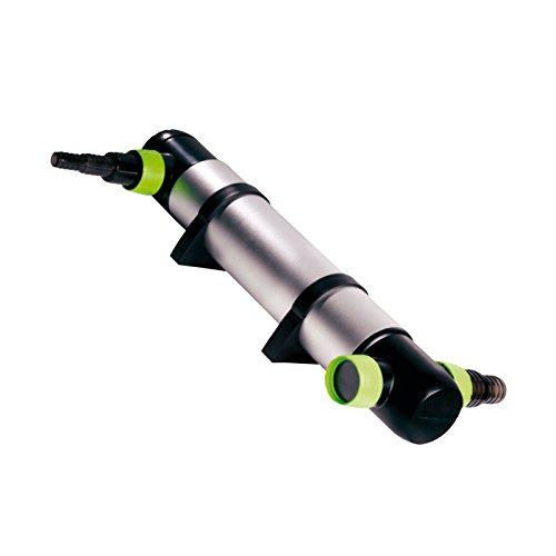 Velda 126511 Elektronischer Entferner für Grünalgen im Teich bis 3500 Liter, UV-C Filter 7 Watt (254 Nm Uv-lampe)
