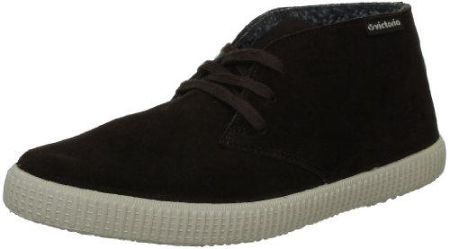 Victoria - Safari Serraje, Sneakers unisex, color Marrone (Marron), talla 37 EU