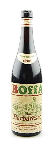 Wein 1968 Barbaresco Carlo Boffa