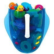 newborn-baby-munchkin-scoop-drain-and-store-bath-toy-organizer-blue-new-born-child-kid